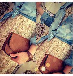 :) #hijab #fashion