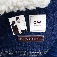 Pins:) #ohwonder #ohwondermusic