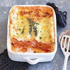 Kürbis-Lasagne Rezept | Küchengötter