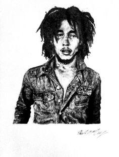Bob Marley deviantart