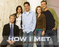 how i met your mother | How I Met Your Mother (2005) poster - TVPoster.net