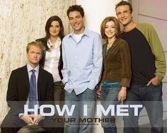 how i met your mother | How I Met Your Mother (2005) poster - TVPoster.net