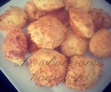 Recipe Cheesy Bacon mini muffins by The Wholesome Housewife - Recipe of category Baking - savoury
