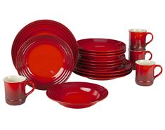 Shop for Le Creuset Dinnerware and Cookware including all kinds of dinnerware pieces and different sized Le Creuset Dinnerware Sets. Free Shipping on all Le Creuset.