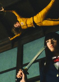 Gogo Yubari was one of the best things about Kill Bill Vol 1. I love that film.