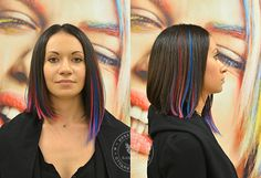 Наращивание волос на капсулах микролентах и трессах. Отзывы и фото.