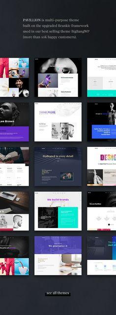 Pavillion - Creative Multi-Purpose WordPress Theme #customizable #fullwidth #layout • Download ➝ https://themeforest.net/item/pavillion-creative-multipurpose-wordpress-theme/20099991?ref=rabosch