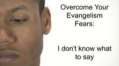 Have you experienced that awkward moment when you have a chance to share your faith and you are paralyzed by fear? I'll bet you have. People have all sorts of fears when it comes to personal evangelism. Here are 20 evangelism fears that I run into regularly. At the top of list in my anecdotal …