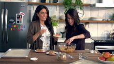 Minutes futées: Galettes granola Granola, Dessert Weight Watchers, Energy Bites, Omelette, Oreo, Quiche, Treats, Breakfast, Desserts