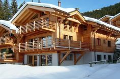 Besten chalet bilder auf in log homes log