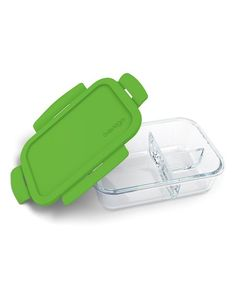 Bentgo Green Glass Lunch Box | zulily