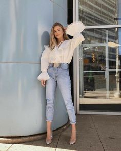 Best Outfit Styles For Women - Fashion Trends Girly Outfits, Classy Outfits, Chic Outfits, Spring Outfits, Trendy Outfits, Look Fashion, Girl Fashion, Autumn Fashion, Fashion Dresses