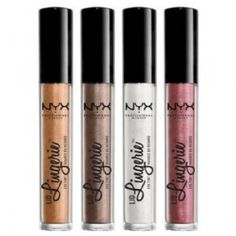 MakeupAlley reviewers LOVE this easy-to-use eye tint: NYX Professional Makeup Lid Lingerie