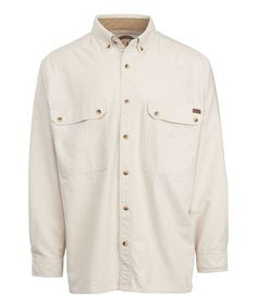 ed9dd699bba9 Look what I found on British Tan Oxford Sporting Button-Up. Esther Paroutis  · Men s Fashion