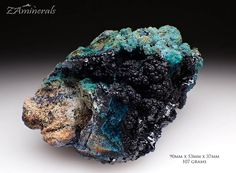 #Heterogenite #Chrysocolla L'Etoile du #Congo Mine #Congo #DRC LF15 http://ift.tt/2nnh5EA  Listings ending 05th Apr 2017 http://ift.tt/1UboNKx Store link in bio If you're looking for anything in particular just use the store's search function under the header photo! Photos by: LeSonne Botha  Daily item code LF  #ZAminerals #RockOn #Crystals #Minerals #NoFilter #RockHound #mineralcollector #mineralcollection #RockCollection #RockShop #Geology #MineralsForSale #CrystalsForSale #crystal…