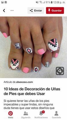 Nail Brushes, Hair Beauty, Nails, Feet Nails, Finger Nails, Ongles, Nail, Cute Hair, Manicures