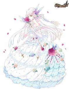 宇宙之神的夢幻美麗世界的守護者 可淋