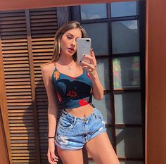 Best Jeans For Women Curvy Girl Jeans – bueatyk Classy Outfits, Chic Outfits, Trendy Outfits, Summer Outfits, Fashion Outfits, Urban Fashion, Teen Fashion, Best Jeans For Women, Look Con Short