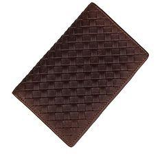 f7b37e74c25a Men s Leather Wallets No Zipper Card Id Holders Wallet Men Coin Purse  Designer Men Wallets Famous Brand Purse Leather Wallet