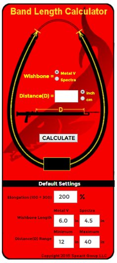 Check this Out...Spearitco.com will help you calculate the correct band size for your gun!!! Spearitco