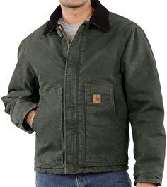 71bd482e79a2 Carhartt Arctic Jacket - Sandstone (For Big Men). Carhartt s Arctic jacket  is an
