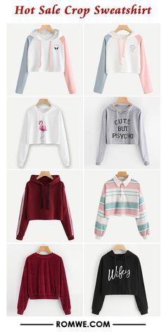 Ideas Fashion Summer Sweaters For 2019 Cute Comfy Outfits, Cute Outfits For School, Outfits For Teens, Stylish Outfits, Cool Outfits, Girls Fashion Clothes, Teen Fashion Outfits, Trendy Hoodies, Belly Shirts