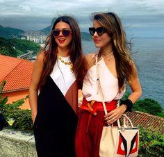 Lulu Novis e Betina de Luca