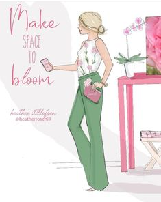 New Week, Woman Quotes, Bloom, Girly, Jumpsuit, Clip Art, Classy, Rose, Beautiful