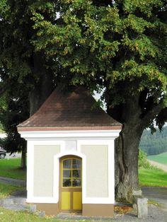 Peilstein im Mühlviertel, Kapelle (Rohrbach) Oberösterreich AUT Austria, Gazebo, Outdoor Structures, Road Trip Destinations, Kiosk, Pavilion, Cabana