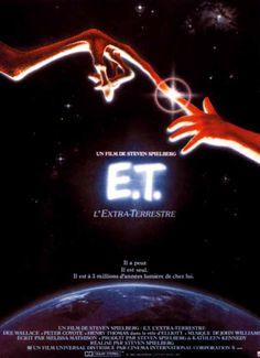 E.T. l'extra-terrestre (1982) un film de Steven Spielberg avec C. Thomas Howell et Dee Wallace-Stone. Telechargement, VOD, cinéma, TV, DVD.