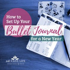 My Bullet Journal is set up for and in this post I walk you through my yearly spread and share some tips and tricks I& learned along the way. Christian Women, Christian Living, Christian Life, Life Organization, Organizing, Bullet Journal How To Start A, Christian Resources, Study Help, Time Management Tips