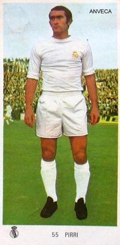 PIRRI (R. Madrid- 1971-72) Ed. Ruiz Romero