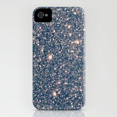 Glitter  by Camille Renee    IPHONE CASE / IPHONE (4S, 4)  $35.00