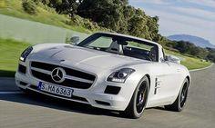 ☆ Mercedes SLS conv. ☆