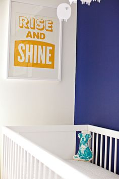 Baby Room Wall Decor