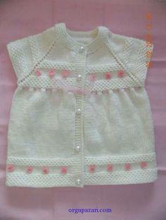 patron de este vestido de nina [] #<br/> # #Bebe<br/>