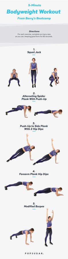 This workout will get you ready for Summer. Six pack here we come!