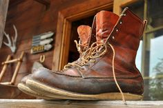 red wing 877 - ค้นหาด้วย Google Red Wing 877, Working Boots, Wing Shoes, Red Wing Boots, Vintage Boots, Cool Boots, Wedge Boots, Combat Boots, Oxford