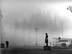 anni 60- Piazza Duomo, Milano