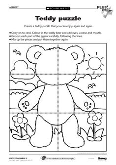 Znalezione obrazy dla zapytania teddy bear crafts for preschool Bear Crafts Preschool, Preschool Worksheets, Preschool Activities, Teddy Bear Crafts, Teddy Bear Day, Teddy Bear Themes, Picnic Theme, Picnic Birthday, Picnic Activities