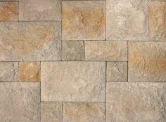 Revestimiento muro 0,71m2 piedra Chaiten crema. - ARTEPISO