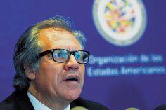 """¡FUE UNA FARSA! Luis Almagro: """"El diálogo en Venezuela no ha resuelto los problemas"""" - http://www.notiexpresscolor.com/2016/12/16/fue-una-farsa-luis-almagro-el-dialogo-en-venezuela-no-ha-resuelto-los-problemas/"""