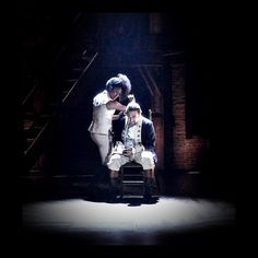 The Piece Of Foreshadowing In 'Hamilton' That Everyone Misses<<<READ THIS RIGHT NOW YOU GUYS