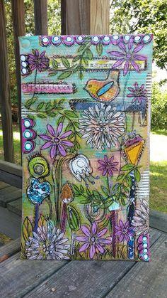A Messy Masterpiece Mixed Media, Recycling, Digital Art, Cardboard Art, Acrylic Art, Ink Art, Create, Homework, Collage Art
