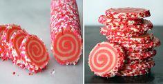 náhled-na-web Růžové cukrové sušenky připravené za 10 minut Desserts, Food, Tailgate Desserts, Deserts, Essen, Postres, Meals, Dessert, Yemek