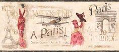 J'aime Paris Postcard Words, The words and Paris