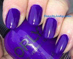 Orly Saturated nail polish