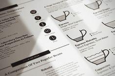 Espresso — Art & Science, Silkscreen Print (Black/Creme-White) — stellavie design manufaktur