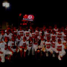 Alabama Softball 2012