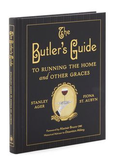 The Butler's Guide, #ModCloth